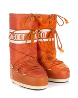 Зимние сапоги, мунбуты Tecnica Moon Boot Nylon orange -30%