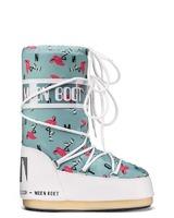 Зимние сапоги, детские мунбуты Tecnica Moon Boot JR Girl flamingo