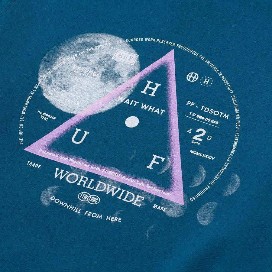 Худи HUF HO20 Moons hoodie bold teal