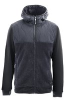 Флисовая кофта Holden Men's Sherpa Hybrid Zip Up black -50%