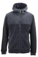 Флисовая кофта Holden Men's Sherpa Hybrid Zip Up black -50%