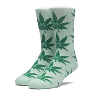 Носки HUF SP18 Green buddy socks mint