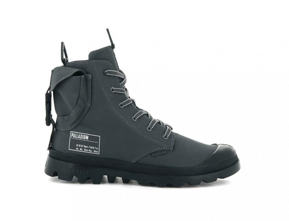 Ботинки Palladium LT packing forged iron -30%