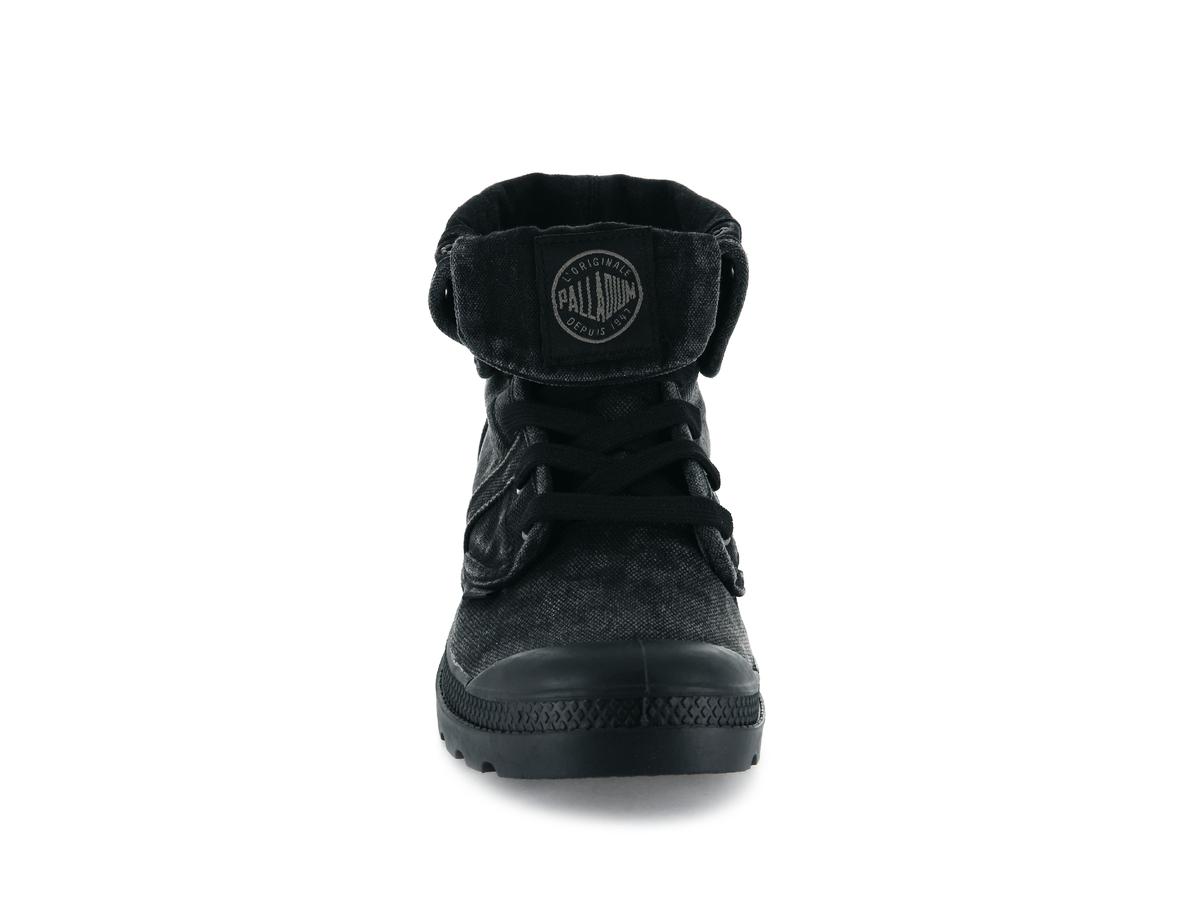 Ботинки Palladium Pallabrousse baggy black metal -30%