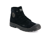 Ботинки Palladium Pampa hi cord black/black