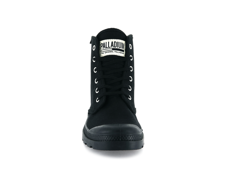 Кеды Palladium SSP19 Pampa hi originale black black -30%