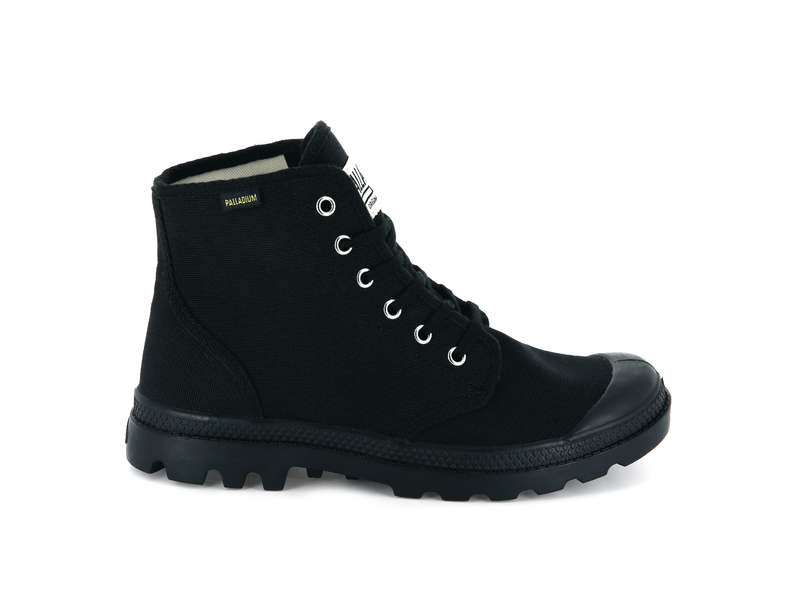 Кеды Palladium SSP19 Pampa hi originale black black