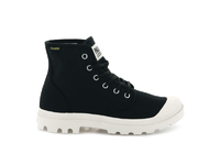 Кеды Palladium Pampa hi originale black marshmallow