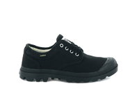 Кеды Palladium Pampa ox originale black black