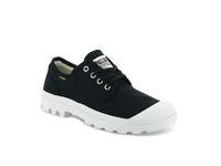 Кеды Palladium SSP19 Pampa ox originale black marshmallow -30%