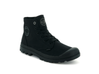 Кеды Palladium Pampa hi mono chrome black