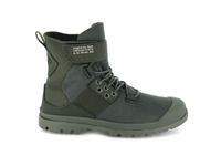 Ботинки Palladium Pampa hi lite+ cb u olive night/dusty olive/moonbeam -30%