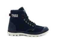 Ботинки Palladium Pampa solid ranger Paris navy blazer