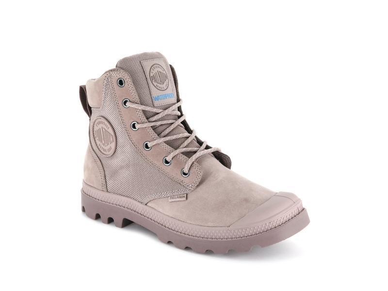 Ботинки Palladium Pampa sport cuff wpn fawn antlier