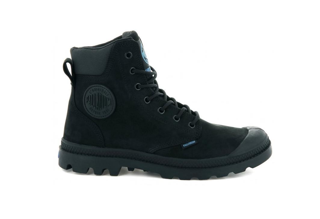 Ботинки Palladium Pampa sport cuff wplu black -30%