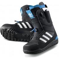 Сноубордические ботинки Adidas ZX 500 black white -30%