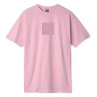 Футболка HUF SP20 Quake tee coral pink