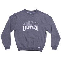 Свитшот Quasi SPQ19 Arc crew sweatshirt charcoal heather
