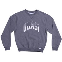 Свитшот Quasi SPQ19 Arc crew sweatshirt charcoal heather -50%