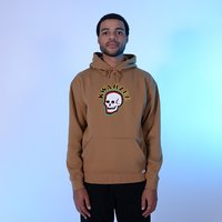 Реглан Quasi HOQ18 Doom hood sweatshirt tan -30%
