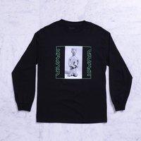 Лонгслив Quasi HOQ18 Relic longsleeve black
