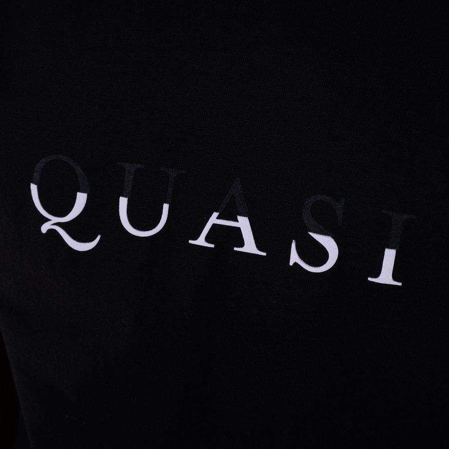 Футболка Quasi HOQ18 Wordmark tee black -30%