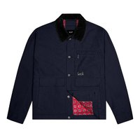 Куртка HUF SP20 Remington jacket navy