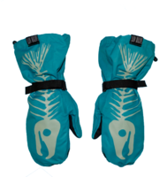 Сноубордические варежки Salmon Arms Bones -30%