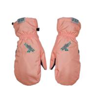 Сноубордические варежки Salmon Arms Spawn pink