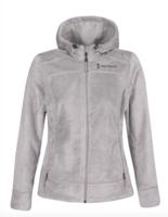 Женская флисовая кофта Free Country Hooded Butterpile Jacket winter silver