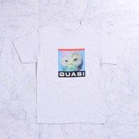 Футболка Quasi QFA19 Spaced tee ash