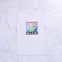 Футболка Quasi QFA19 Spaced tee ash -30%