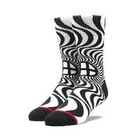 Носки HUF Spitfire Swirl socks black -30%