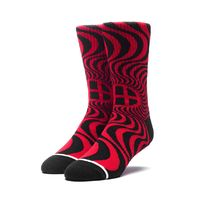 Носки HUF Spitfire Swirl socks red