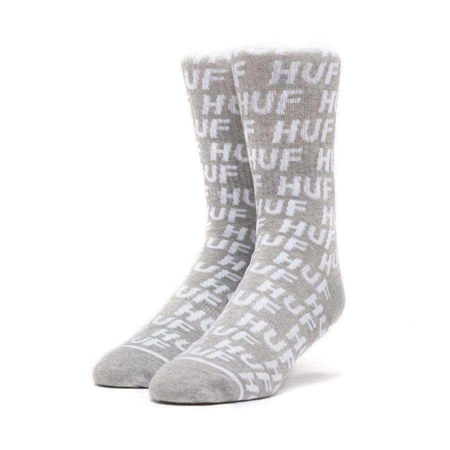 Носки HUF HO18 Transit sock grey heather