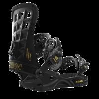 Сноубордические крепления Union Atlas black matte