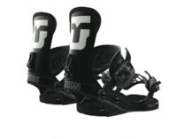 Сноубордические крепления Union 18-19 Team Force black