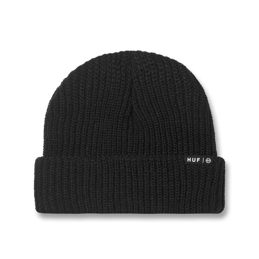 Шапка Huf FA18 Usual beanie black
