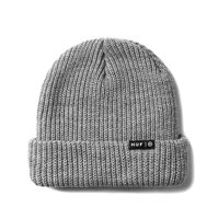 Шапка HUF FA19 Usual beanie grey heather