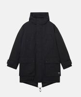 Куртка WeSC FW19 The All weather parka2 black -50%