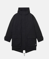 Куртка WeSC FW19 The All weather parka2 black