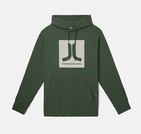 Реглан WeSC Fall18 Box Icon hooded sweatshirt sycamore -30%