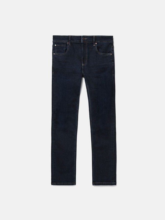 Джинсы WeSC SS19 Eddy 5-pocket denim blue rinse -30%