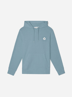 Худи WeSC SS19 Mike poppy mineral blue -50%