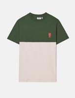 Футболка WeSC Fall18 Overlay T-shirt sycamore -30%