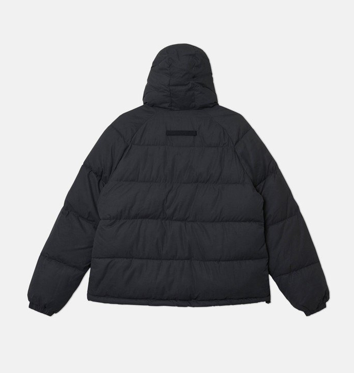 Куртка WeSC Fall18 The Padded jacket black -30%