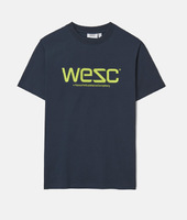 Футболка WeSC Fall18 T-shirt navy blazer -50%