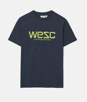 Футболка WeSC Fall18 T-shirt navy blazer -50%