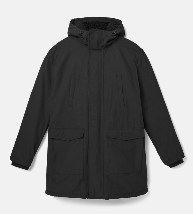 Куртка WeSC Fall18 The Winter parka black -30%