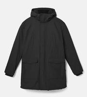 Куртка WeSC FW19 The Winter parka black -40%